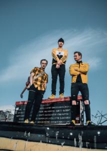 Kuva NNS-yhtyeestä